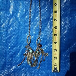 FB Charm Necklace